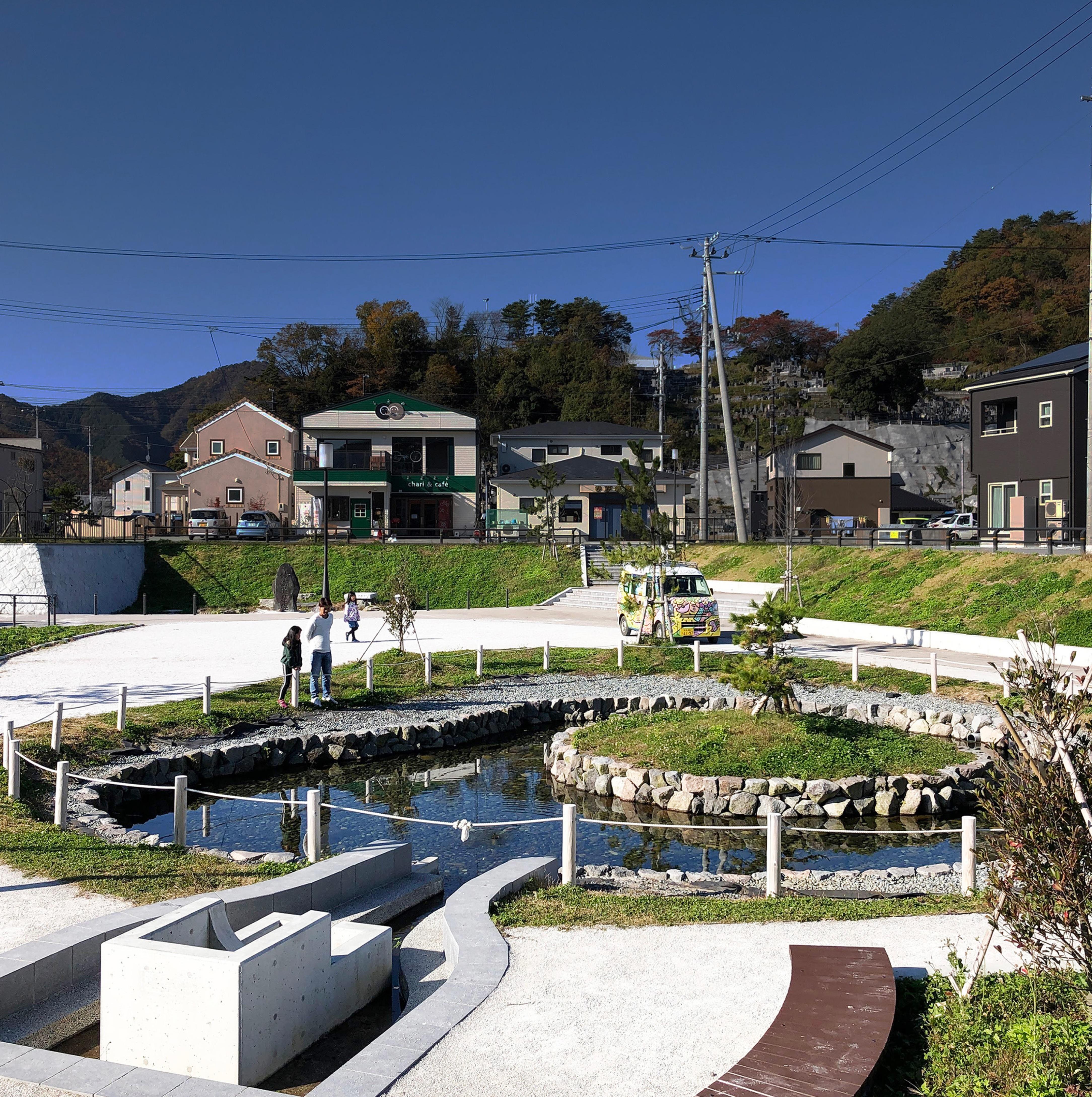 御社地公園が2020年度グッドデザイン賞を受賞しました - 大槌町行政サイト